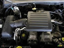 2001 Dodge Dakota Sport Club Cab 4x4 4.7 Liter SOHC 16-Valve ...