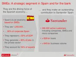 santander bank jobs santander advance presentation