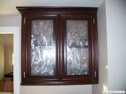 cabinet door glass inserts