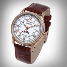 rousseau lullaby automatic multi function mens watch atauction com