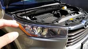 2015 Toyota Highlander XenonDepot Extreme HID Kit Phillips 4300k ...