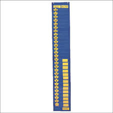 4 Column Pocket Chart Pocket Charts Organization For The Classroom
