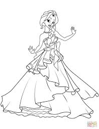 I also added a little party flare with the cupcake these printables are free to download and use. Printable Princess Coloring Pages Free Coloring Sheets Princess Coloring Pages Princess Coloring Disney Princess Coloring Pages