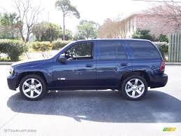 2007 Imperial Blue Metallic Chevrolet TrailBlazer SS 4x4 #25300152 ...