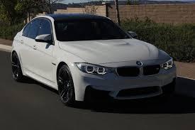 2015 bmw m3 white. Contemporary Bmw 2 015 BMW M3 Sedan  Six Speed Manual Transmission To 2015 Bmw White