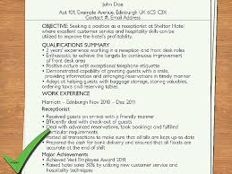 front desk job skills beautiful how to write a cover letter for a receptionist job 12