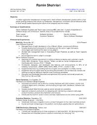 Qa Resume Objective Top 8 Software Qa Engineer Resume Samples 3