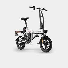 Xe điện gấp gọn độc nhất và thông minh Homesheel FTN T5_Hàng chính hãng_Màu  trắng