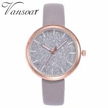 Vansvar Brand <b>Exquisite Simple Style Women</b> Watches Luxury ...