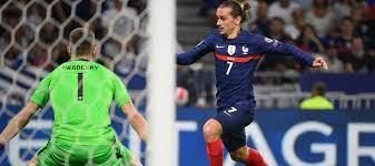 ฝรั่งเศส v ฟินแลนด์ ผลบอลสด ผลบอล ฟุตบอลโลก 2022 รอบคัดเลือก โซนยุโรป