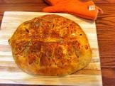 bread machine focaccia with sun dried tomato