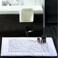 cotton bathroom rug high quality hotel cotton bath mats bathroom rug horizontal rug non slip carpet