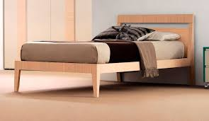 Single bed / contemporary / child's unisex / solid wood - FRESH