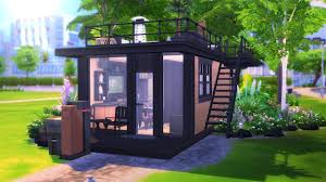 Sims House Design The Sims 4 Is Fostering A Massive Community Of Tiny House