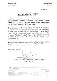 9 10 Letter Of Apperciation Lawrencesmeats Com