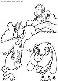 Small Picture Dog and cat with ball coloring pages Hellokidscom