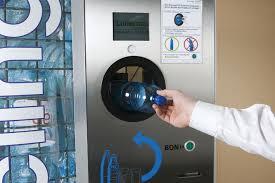 Reverse Vending Machine Simple Alps Kiosks Bottled Water Surge Helps Reverse Vending Flourish