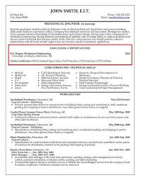 Resume Writing For Engineering Students Engineering Specialist Cv Points To Consider Cv Politan
