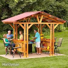 grillzebo a sheltered space similar to a gazebo but designed for grilling a grill gazebo is the perfect place to cook the perfect steak rain or shine