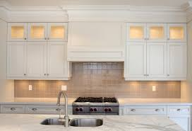 kitchen cabinet crown molding to ceiling kitchen cabinet crown molding and how to install it garden design