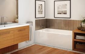acrylic soaking tub 60 x 30. rubix alcove soaker tub 60x30 afr, right drain acrylic soaking 60 x 30