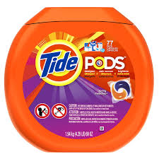 How Much He Detergent To Use Amazoncom Pods Spring Meadow He Turbo Laundry Detergent Pacs 77