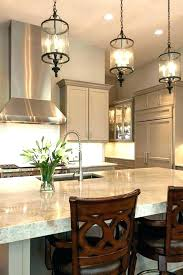 french style light fixtures country kitchen