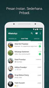 Rwrf_at_list_wa35_mod is a standard abap include available within your sap system (depending on your version and release level). Download Mod Whatsapp Offline Apk For Free On Getjar