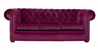 velvet chesterfield sofa. Contemporary Velvet Purple Velvet Chesterfield Sofa On T