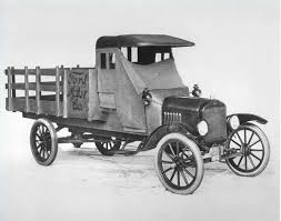 When Was the First Ford Truck Made? | It Still Runs