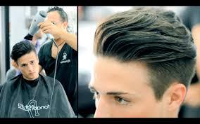 海外メンズに人気なポンパドール最高にかっこいい男の髪型まとめ