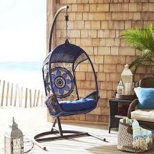Pier one hanging chair Peacock Hanging Swingasan Blue Medallion Hanging Chair Pier Imports Remova Swingasan Light Brown Seahorse Hanging Chair Pier Imports Hot Pink