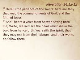 and their works do follow them the revelation of jesus christ part 7