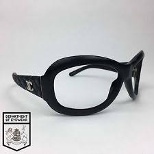 chanel 3281 black. chanel eyeglass black rounded wrap around frame authentic. mod: ram3638aa rc001 chanel 3281 black