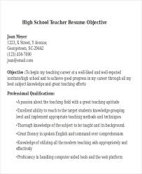25+ Teacher Resume Templates In Word | Free & Premium Templates