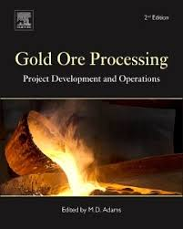 Gold Ore Processing Volume 15 2nd Edition