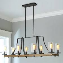 wood and metal chandelier modern farmhouse with rustic wooden wrought iron chandeliers shades of light prepare