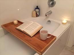 tray toilettree s bamboo bathtub caddy with rhcom teak to enjoy the good times u furnituresrhmyurbanorchardcom live bath reading