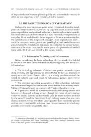 technical and operational considerations in cyberattack and  page 82