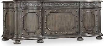 vintage hooker furniture desk. Hooker Furniture Vintage West Executive Desk 5700-10563 N