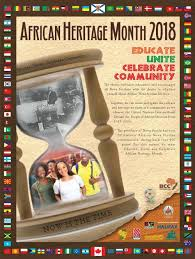 Image result for african heritage month