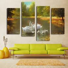 Large Paintings For Living Room Large Modern Painting Promotion Shop For Promotional Large Modern