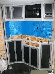 Cabinets For Cargo Trailers Pin By Jennifer Pike On Camping Cargo Trailers Rvs Vans