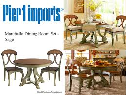 marchella dining table pier one. pier1 imports marchella dining table pier one