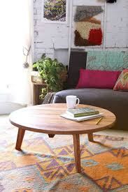 Styling A Round Coffee Table 17 Best Ideas About Round Coffee Tables On Pinterest Marble