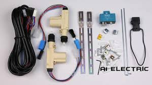 a electric online store door mes central door lock kit photo of complete lock kit