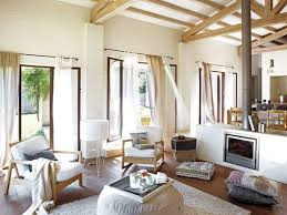 Elegant Idee Déco Campagne Maison Style Rustique