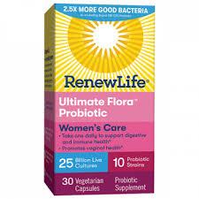 Ultimate Flora Probiotics By Renew Life