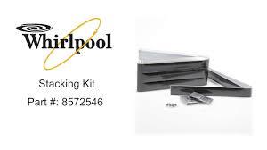 whirlpool washer dryer stacking kit.  Dryer YouTube Premium In Whirlpool Washer Dryer Stacking Kit I