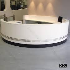 solid surface semi circle reception desk office furniture front desk office reception desk office furniture front desk solid surface semi circle